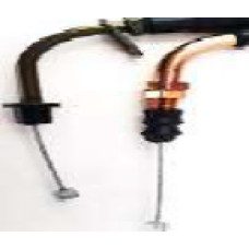 Scooter GY6 Throttle Cable 1800mm Plate